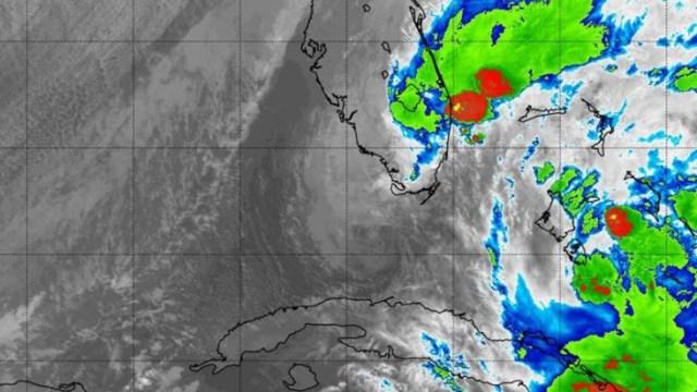 Tormenta tropical Philippe se aleja de Florida