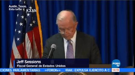 Trump Restableciendo Orden Migratorio Fiscal Eu Estados Unidos General