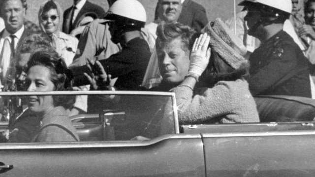 Trump libera archivos secretos asesinato John F Kennedy