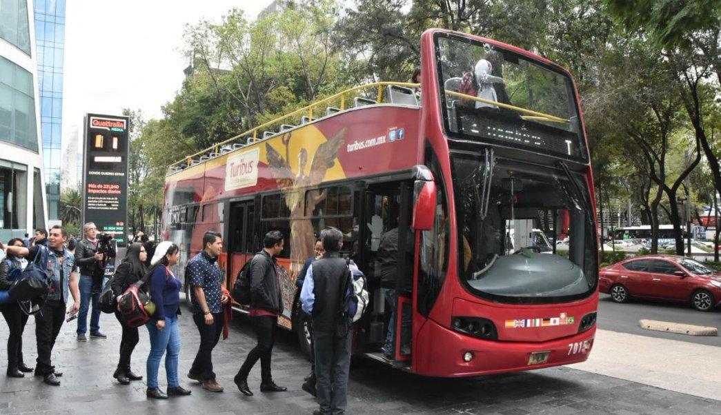 Turibus arranca recorridos con conciertos