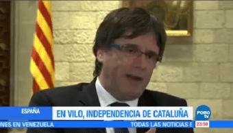 Vence Plazo Cataluña Aclara Independencia