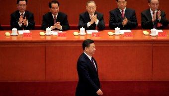 Xi Jinping inaugura congreso Partido Comunista China
