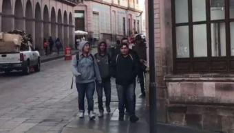 bajas temperaturas municipios zacatecas troteccion civil