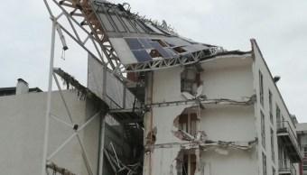 absuelven apoderado legal zapata 56 edificio colapsado 19s