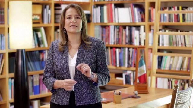 Margarita Zavala confirma su renuncia PAN