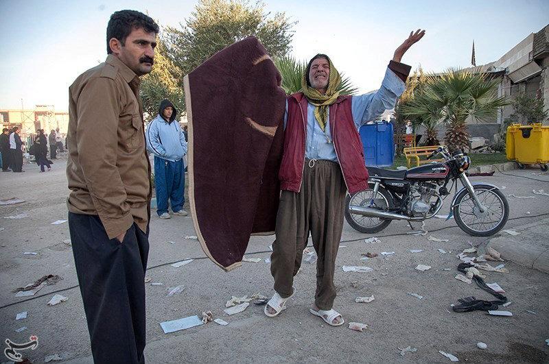 suman 200 muertos heridos iran sismo