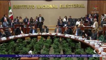 TEPJF fija límite al INE para resolver quejas contra Miguel Riquelme