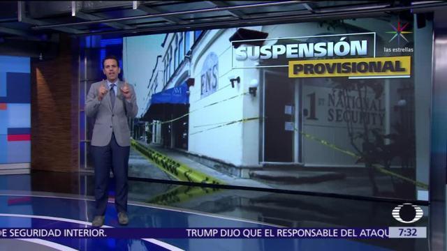 Juez evita traslado de mil 500 cajas de seguridad decomisadas en Cancún