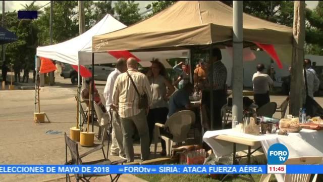 SEIDO cateo por cuarto día consecutivo cajas de seguridad en Cancún