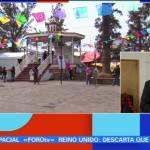 Celebración del Día de Muertos en Mixquic