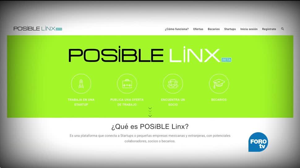 La plataforma Posible Linnx, vinculación con empresas
