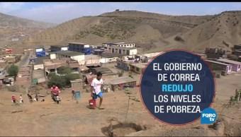 Deuda pública en Ecuador supera presupuesto anual