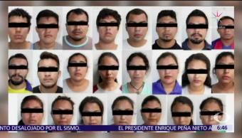 Detienen a 23 personas en Chiapas por incendio en Subsecretaría de Educación