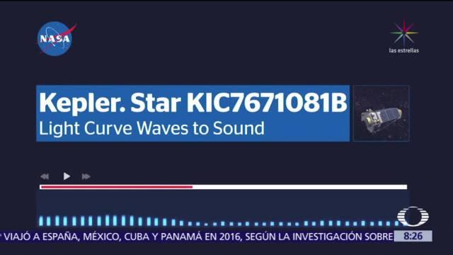 """NASA difunde sonidos """"escalofriantes"""" del sistema solar"""