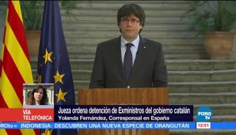 Puigdemont sigue en Bélgica, pero sin ser visto