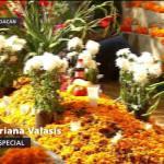 Pátzcuaro, Michoacán, adorna sus tumbas en el Día de Muertos