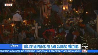 Inicia la Alumbrada en San Andrés Mixqui