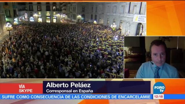 """""""Estoy dispuesto a ser candidato incluso desde el extranjero"""", dice Puigdemont"""