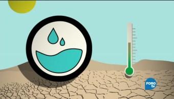 ¿Sabes qué es el cambio climático?