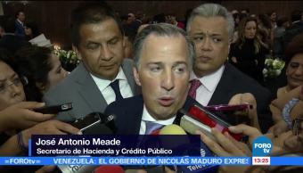 José Antonio Meade anuncia reunión con gobierno de la CDMX