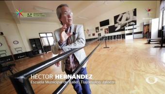 Familia Hernández abre a jóvenes las ventanas del arte