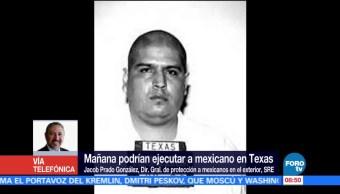 Jacob Prado González: Podrían ejecutar a mexicano en Texas