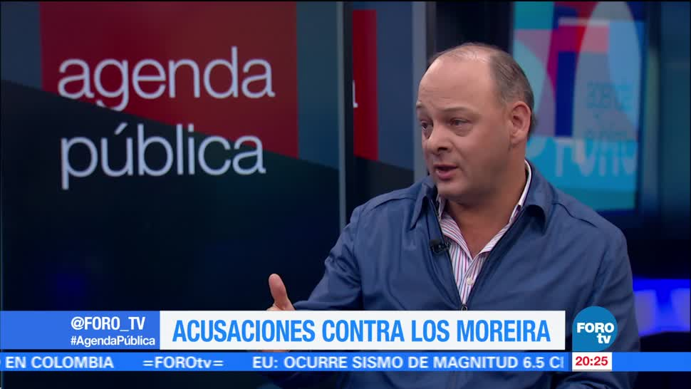 Acusaciones contra los hermanos Moreira, las reacciones políticas causadas