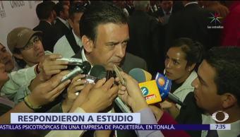 Humberto Moreira responde a informe que lo vincula con Los Zetas