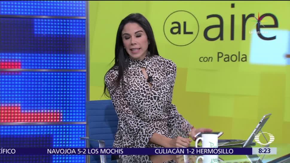 Al aire, con Paola Rojas: Programa del 8 de noviembre del 2017