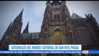 La Catedral de San Vito en Praga