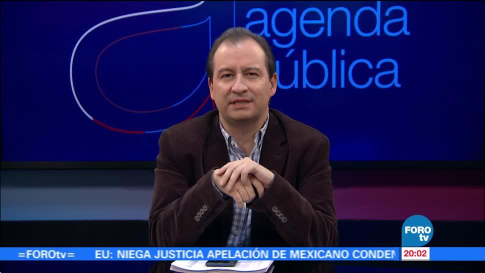Agenda Pública: Programa del 8 de noviembre de 2017