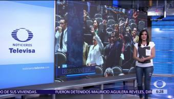 Las noticias, con Danielle Dithurbide: Programa del 10 de noviembre del 2017