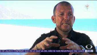 Gendarmería señala a Sunshine Rodríguez por tráfico de totoaba, él se defiende