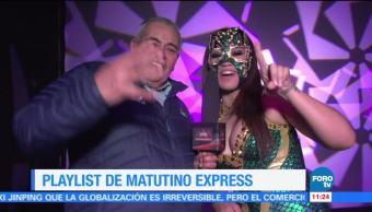 Arturo 'El Rudo' Rivera presenta: El Playlist de Matutino Express