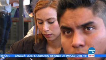 Estudiantes mexicanos son galardonados por la NASA