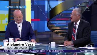 Alejandro Vera y Graco Ramírez, el debate que convocó Despierta