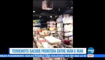 Suman más de 400 muertos tras sismo de 7.3 en Irán