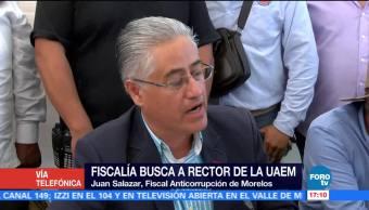Niegan Injerencia Graco Ramírez Investigación Contra Rector Uaem