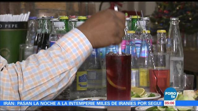Emiten alerta por bebidas alcohólicas con energizantes en México