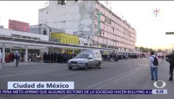 Impiden instalación de mil puestos ambulantes en Eje 1 Norte