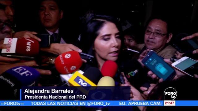 Partidos llaman a respetar instituciones electorales