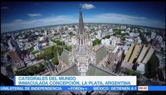 La Catedral de la Inmaculada Concepción de la Plata