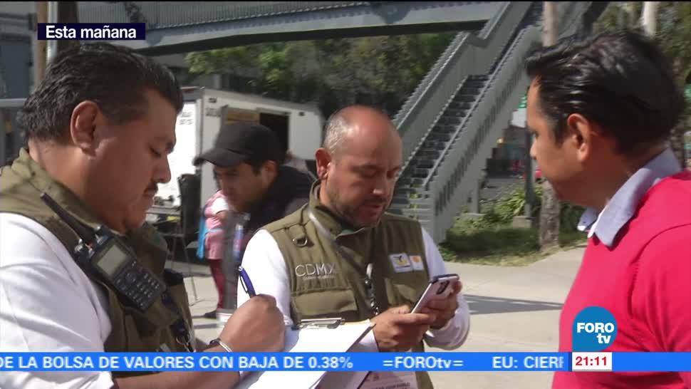 Automovilista denuncia detención ilegal de la patrulla ecológica en la CDMX