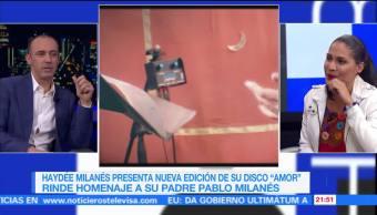 Haydée Milanés se presentará en el Lunario del Auditorio Nacional