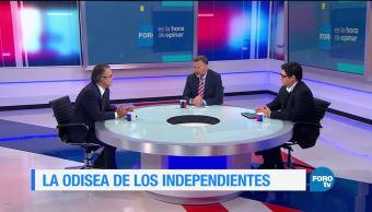 La odisea de los independientes (4)