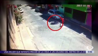 Perro ataca a mujeres en calles de la delegación GAM