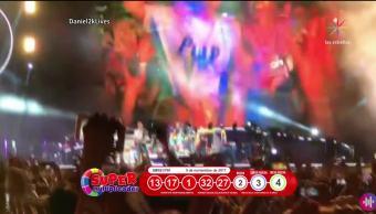 Coldplay canta 'De música ligera' en Argentina