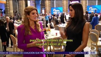 Cómo contribuye la princesa de Jordania en la erradicación del cáncer