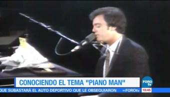 """Conociendo el tema """"Piano man"""""""