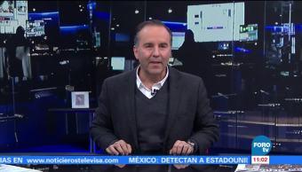 Matutino Express del 16 de noviembre con Esteban Arce (Bloque 3)